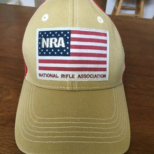 One-size fits all NRA unisex baseball cap